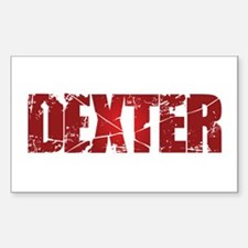 [Red] Dexter Decal