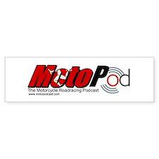 motopod_iomtt.flag Bumper Bumper Sticker