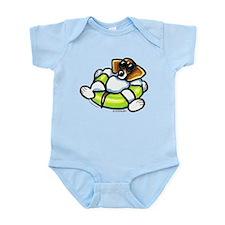 Funny Beagle Infant Bodysuit