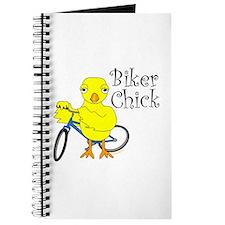 Biker Chick Text Journal