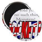 Monsters! Magnet
