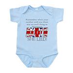 Monsters! Infant Bodysuit