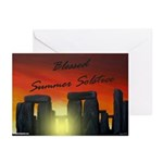 Summer Solstice Greeting Cards (Pk of 10)