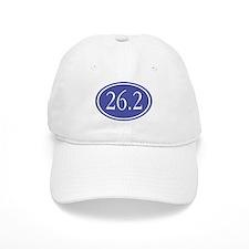 26.2 Marathon Runner's Baseball Cap
