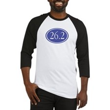 26.2 Marathon Runner's Baseball Jersey