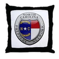 Unique Carolina Throw Pillow