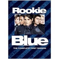 Rookie Blue: The Complete First Season DVD