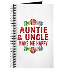 Auntie Uncle Happiness Journal
