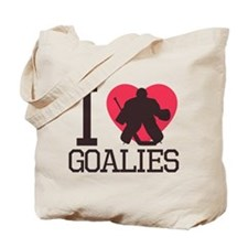 Goalies Tote Bag