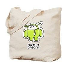 Droid Dream (Android Virus) Tote Bag