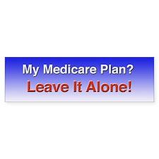 Medicare Bumper Sticker