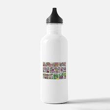 Lip Dub storyboard Water Bottle