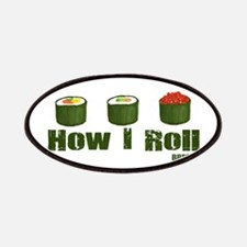How I Roll (sushi) Patches