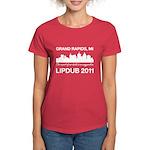 LipDub 2011 Women's Dark T-Shirt