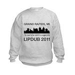 LipDub 2011 Kids Sweatshirt