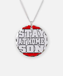 Stay at home Necklace