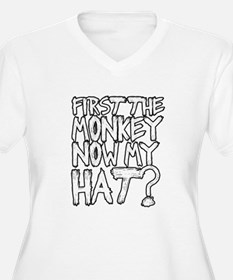 Monkey and Hat T-Shirt