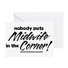 Midwife Nobody Corner Greeting Cards (Pk of 10)