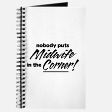 Midwife Nobody Corner Journal