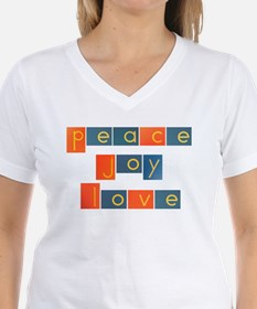 PEACE, JOY, LOVE Shirt