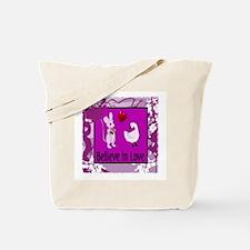 Believe In Love Tote Bag