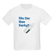 The One Man Party T-Shirt