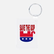 SAVE THE GOP Keychains