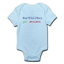 Tortillitas Pa Mama Infant Bodysuit