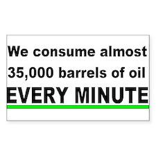 Environmental awareness Decal