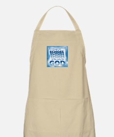 ACIM-All things are echos Apron