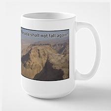 Masada Shall Not Fall Again Mug