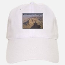 Masada Shall Not Fall Again Baseball Baseball Cap