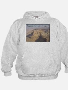 Masada Shall Not Fall Again Hoodie