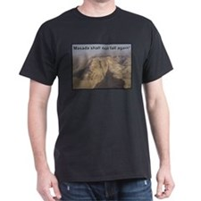 Masada Shall Not Fall Again T-Shirt