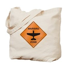 Warbird Zone Tote Bag