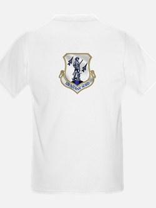 Air Guard Mom Kids T-Shirt