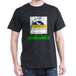 Minnesota Neighbors for Peace Black T-Shirt
