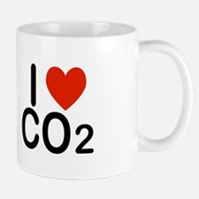 Unique Carbon dioxide Mug