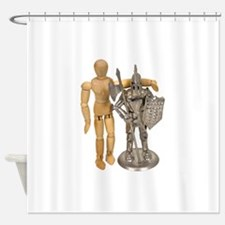 EmbraceHistory112409.png Shower Curtain