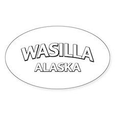 Wasilla Alaska Decal