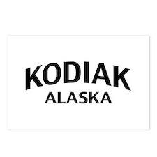 Kodiak Alaska Postcards (Package of 8)