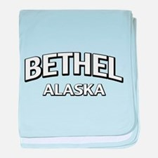 Bethel Alaska baby blanket
