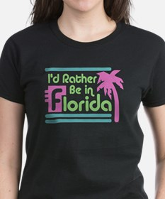 I'd Rather Be In Florida Tee