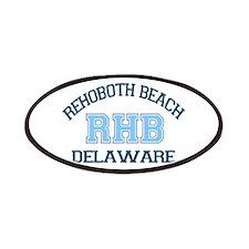 Rehoboth Beach DE - Varsity Design Patches