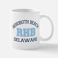 Rehoboth Beach DE - Varsity Design Mug