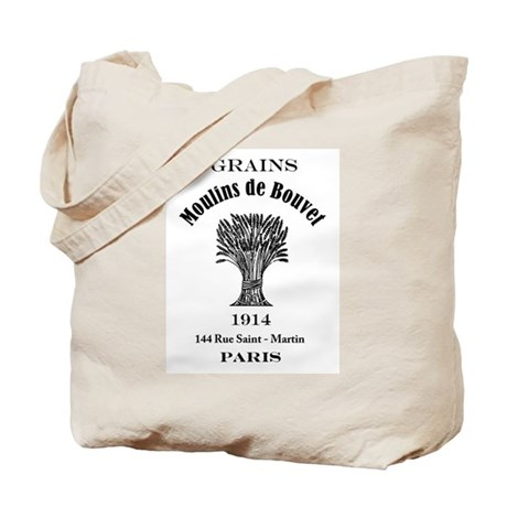 French Vintage Tote Bag