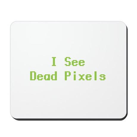 Dead Pixels Mousepad