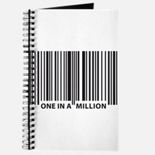 Unique Human barcode Journal