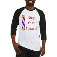 Ring that Chord Baseball Jersey