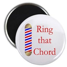 """Ring that Chord 2.25"""" Magnet (10 pack)"""